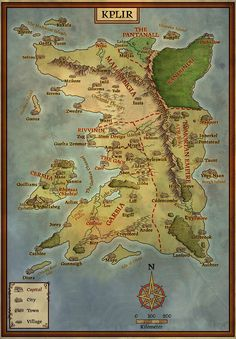 Fantasy map creates all kinds of fantasy maps. Fantasy Map Making, Fantasy World Map, Fantasy City, Dnd World Map, Imaginary Maps, Rpg Map, Map Layout, Map Icons, Map Maker
