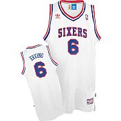 adidas Philadelphia 76ers Julius Erving Soul Swingman Jersey - NBAStore.com