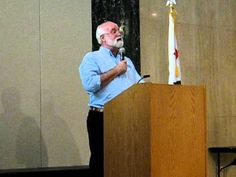 Homeboy Industries CEO Fr. Greg Boyle speaking at the University of San ...