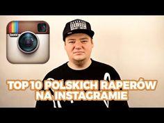 Rap Gadanina #1 - TOP 10 POLSKICH RAPERÓW NA INSTAGRAMIE
