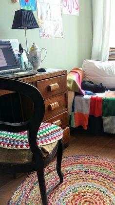 Thuiswerkplek# geen nieuwe spullen
