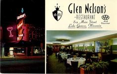 Glen Nelson's - my dad worked here every summer