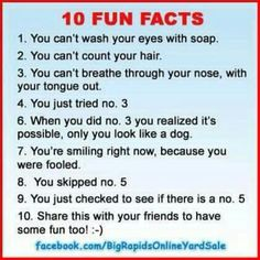 Lol, all of that is true I did every single one just as it said, CREEPY!!!!