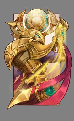 El emperador Azir.
