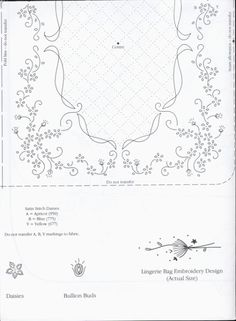 Getting to Know Brazilian Embroidery - Embroidery Patterns Floral Embroidery Patterns, Baby Embroidery, Hand Embroidery Designs, Vintage Embroidery, Ribbon Embroidery, Types Of Embroidery, Cross Stitch Embroidery, Machine Embroidery, Brazilian Embroidery Stitches