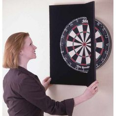 DMI Folding Dart Board Backboard