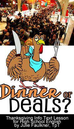Thanksgiving Info Te