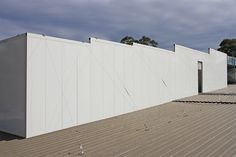 Modular Wall Systems acoustic sound enclosures are frequently used for industrial and residential air conditioners.