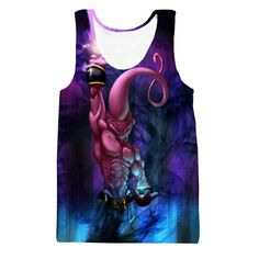 Kid Buu Destruction Tank Tops Harajuku Tee Shirts Men Women Hipster 3d t shirt Dragon Ball Majin Buu Tank Top Tees  Item Type: TopsTops Type: Tank TopsGender: MenPattern Type: PrintStyle: Fas...   https://nemb.ly/p/EkQke_AfOZ Happily published via Nembol