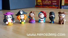 Pirates Fimo