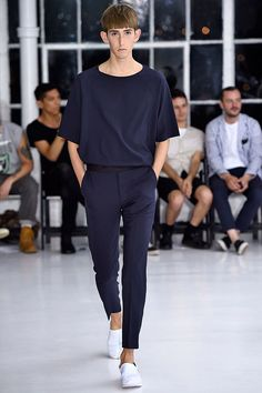 N.HOOLYWOOD New York Spring-Summer 2016