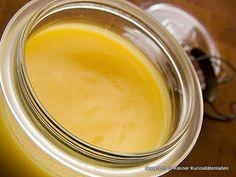 Kleiner Kuriositätenladen: #Butterschmalz, selbstgemacht