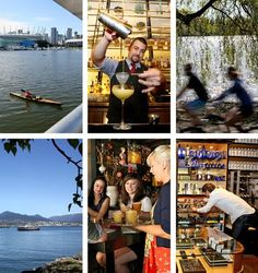 In this stunning city, even commutes can be attractive. But Vancouver's appeal doesn't end with the outdoors.