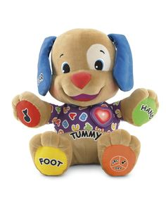 Fisher Price Laugh & Learn Puppy : Fisher Price Laugh & Learn Puppy : Early Learning Centre UK Toy Shop