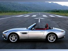 The Bmw was produced by Bmw in a two door convertible powered by a engine, generates 400 horsepower.The super car can reach a speed of 100 km/h in just seconds,and the max speed is 155 mph,a great performance for BMW last model of BMW was made in 2003 … Bmw Z8, M3 Cabrio, Cabriolet, Ferrari, Automobile, Bond Cars, Bmw Autos, Bmw Alpina, Roadster