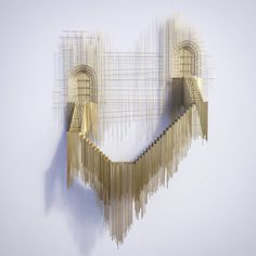 3D Sketch Sculptures by David Moreno