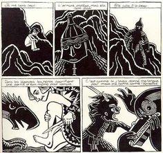 L'Ascension du Haut-Mal by David B