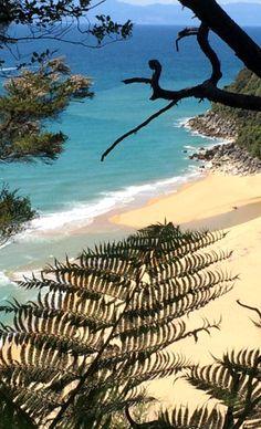 Wandern im Abel Tasman, Strände, Sonne, Meer - Neuseeland Natur pur