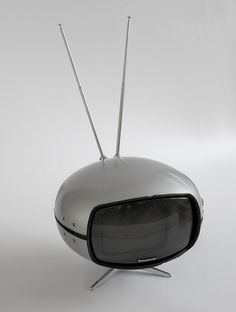 Anonymous; #TR-005 'Orbital' Television by Panasonic, 1969.