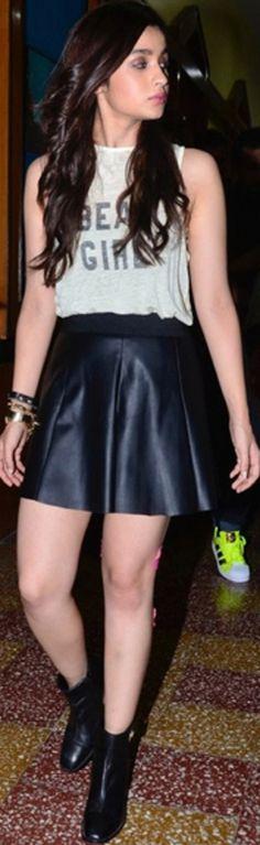 Alia Bhatt #Style #Bollywood #Fashion #Beauty
