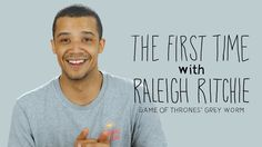'Game of Thrones' Grey Worm, Raleigh Ritchie, Talks First Time Meeting Peter Dinklage, Getting Drunk - YouTube