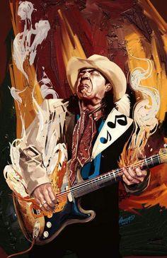 Stevie ray vaughan blues
