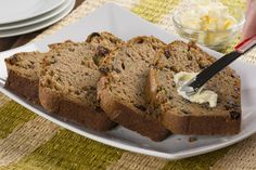 Super Moist Zucchini Bread | mrfood.com