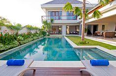 Swimming Pool - Villa Langit Canggu Bali
