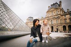 Paris Family Photo Session - Tuilerie Garden