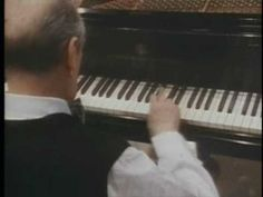 Horowitz plays Mozart piano concerto 23 1st movement. Thought the tempo was a little fast, but it's Horowitz & one of my favorite Mozart piano concertos.