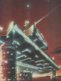 1983 - Ретрофутуризм. Retrofuturism