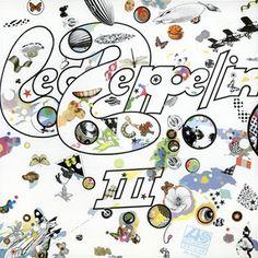 PHAROPHA SONORA: LED ZEPPELIN - Led Zeppelin III