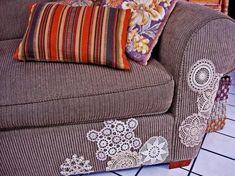 Идеи дизайна. Часть 32: Текстиль для дома — Солнечный свет