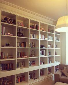 Julie Gibbs (@julie_gibbs) • Instagram photos and videos Built Ins, Bookcase, Shelves, Instagram Posts, Room, Ikea Hacks, House, Times, Home Decor