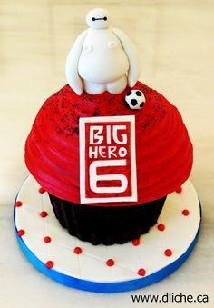 big heros cake - Google Search