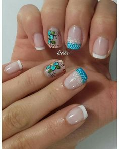 Pedicure, Hair Beauty, Nail Art, Nails, Flower Nails, Nail Ideas, Gorgeous Nails, Enamel, Make Up