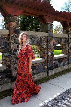 TAMGA Designs Annisa Dress