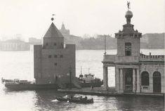 Aldo Rossi, Il teatro del Mondo, Venice IT 1979 - 80