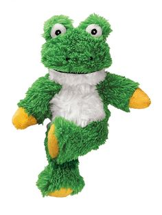 KONG Cross Knots Frog Toy, Medium/Large >>> Continue to the product at the image link. (This is an affiliate link and I receive a commission for the sales) #PetDogs