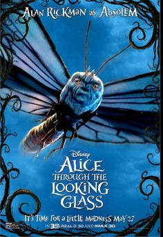 ALICE THROUGH THE LOOKING GLASS movie poster No.15