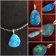 - New 💕 Beautiful boulder pendants 💑 @ Peninnah Opals 👷🏻♀️