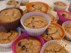 Kids, Clutter and Chaos: Banana Chocolate Chip Muffins