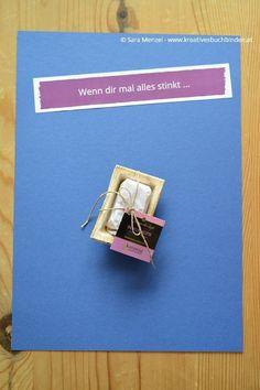 "Wenn-Buch ""Wenn dir mal alles stinkt ..."" #Seife #riechen"