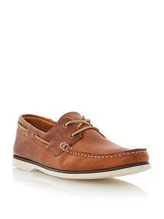 Bertie Battleship Boat Shoes £69