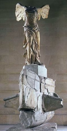 Nike of Samothrace, the winged victory, 200 BC. Louvre, Paris | My  Pinterest Museum | Pinterest | Louvre, Museums and Art museum