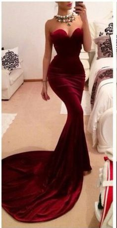prom dresses long open back_evening dresses long_burgundy velvet evening gowns_prom dresses long