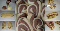 Semplicemente Chic: Biscotti bicolori a forma di farfalla!