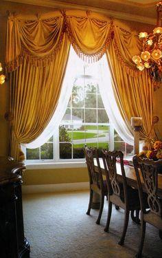 Window Treatments - Custom Fabric Creations, Ocala, Florida - Custom ...
