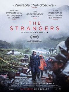 The Strangers (2016) affiche