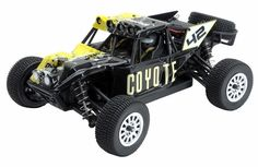 RC Radio Controlled Car - Ripmax Coyote 1/18th Buggy EP 2.4ghz RTR #Ripmax